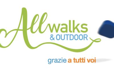 All Walks & Outdoor un anno di noi